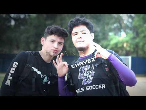 Cesar Chavez vs Eagle Rock High School (CIF DIVISION 2 PLAYOFFS)