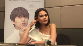Bea Alonzo's secret to being THIN - she's now a PESCATARIAN