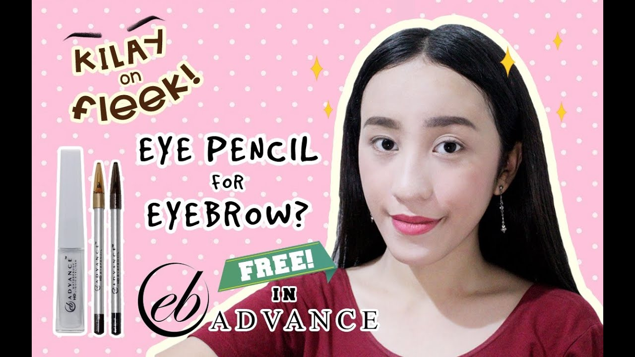 Eyepencil For Eyebrows Free In Eb Advance And My Everyday