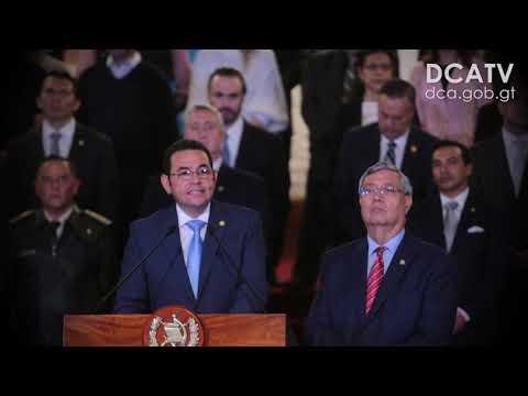 PARTE #1 Gobierno da por terminado mandato de Cicig