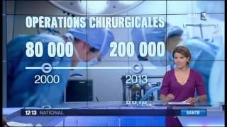 DANGER LASER / LASIK - Journal national France 3 22-08-2013 - Les Dangers Du Lasik