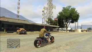 GTA 5  GOOD CHOPPER AMERICAN CHOPPER