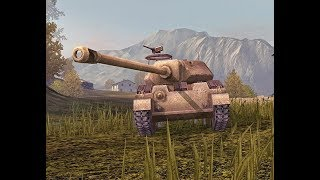 World of Tanks Blitz WOT gameplay EP107(03/02/2018)