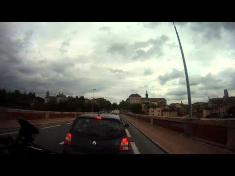 Driving In France - Albi - Tarn (81)