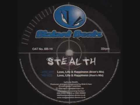 Stealth - Love, Life & Happiness (Brisk's Mix)