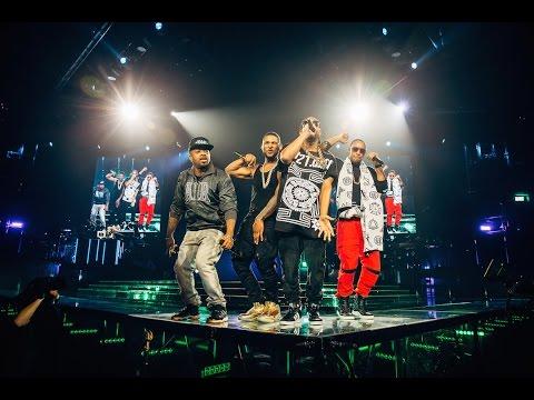 "Usher #URXTOUR ATL ""Lovers & Friends"" ft. Ludacris, Lil Jon, & Jermaine Dupri"