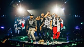 "Usher #URXTOUR ATL ""Lovers & Friends"" ft. Ludacris, Lil Jon, & Jermaine Dupri"