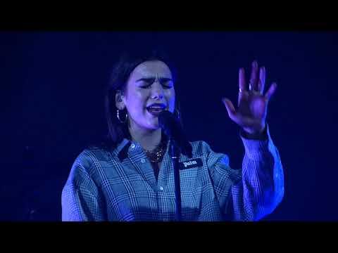 Dua Lipa - New Love live Manchester Academy 10-10-17
