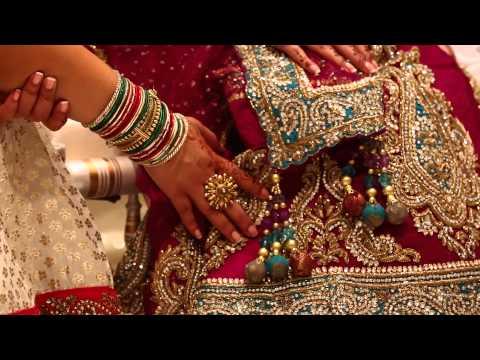 London Hindu  Wedding Video Highlights - Priyal & Neal
