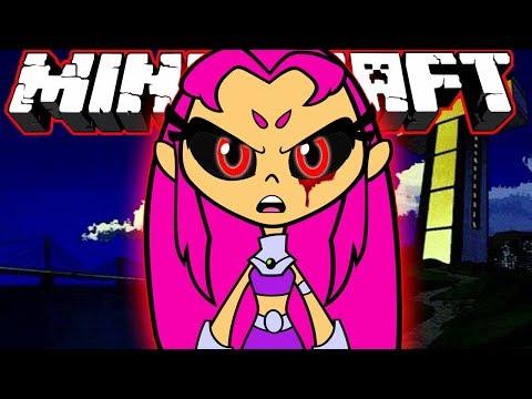 Minecraft | Evil Starfire - Teen Titans Go