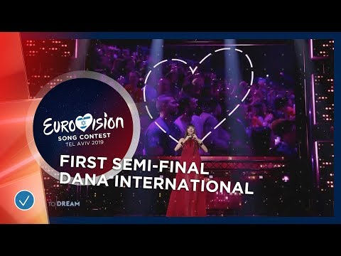 Interval Act - Dana International - First Semi-Final - Eurovision 2019 from YouTube · Duration:  4 minutes 48 seconds