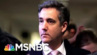 Michael Cohen Lawyer Reportedly Discussed Possible Pardon With Trump Lawyers | The Last Word | MSNBC