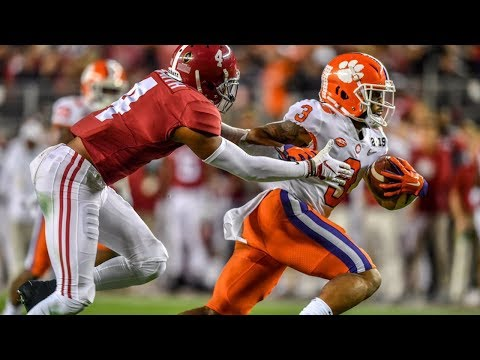 The Next Breakout Receiver 💯 OFFICIAL Amari Rodgers Clemson Highlights ᴴᴰ