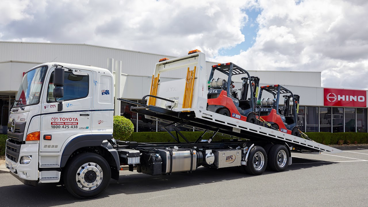 Preston Hire Racing and Hino Australia Partnership Announcement