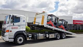 Preston Hire Racing and Hino Australia Partnership Announcement