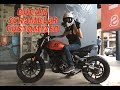 Garage Visits : STKD Custom Garage : Ducati Scrambler