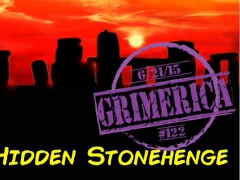#122 - Grimerica Talks Alberta's Hidden Stonehenge with Gordon Freeman