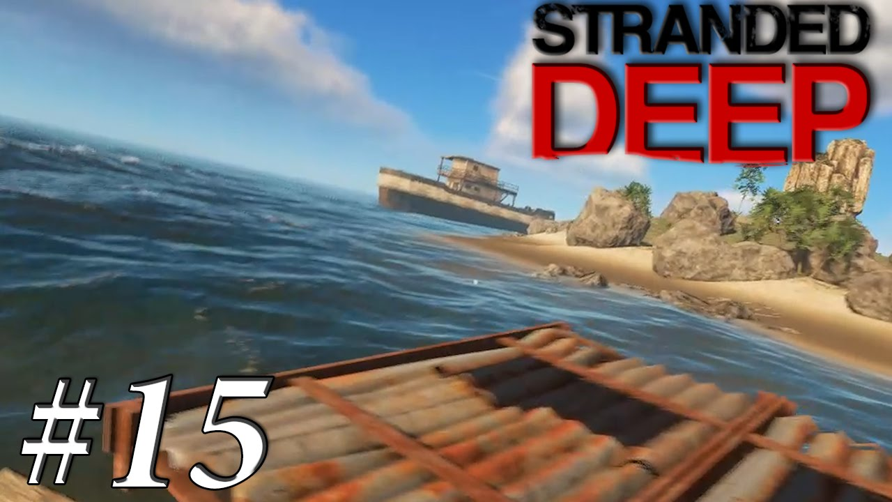 Download Kapal Baru - Stranded Deep Indonesia #15