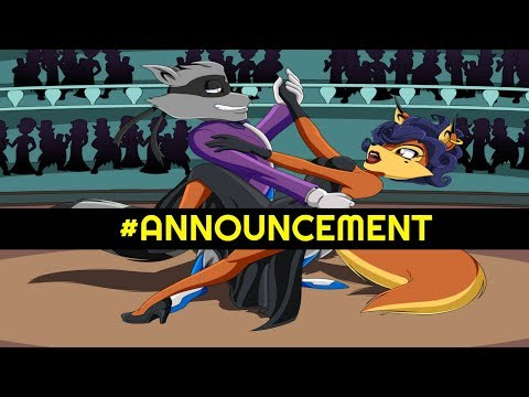 #ANNOUNCEMENT - Sly Cooper Reviews