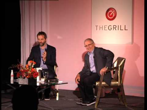 TheGrill_IRVING AZOFF AND JUDD APATOW