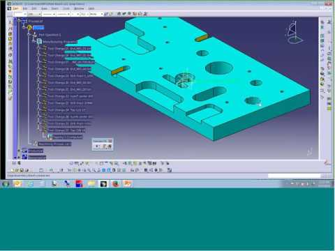 Rand 3D webcast: Custom machining operation from a catalog