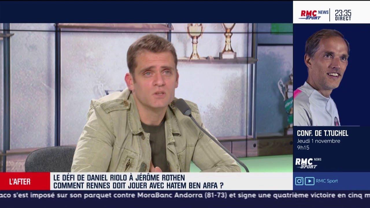 La réponse de Jérome au défi de Daniel sur Rennes et Ben Arfa. D'accord avec notre patte gauche