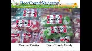 Door County Candy - Door County Wi | Door County Food, Candy, Fudge, Shopping