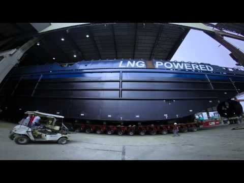 Update to the Landmark ABS Study on LNG Bunkering in North America
