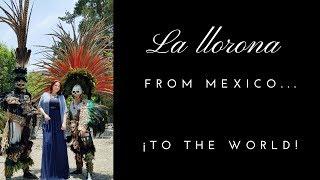 La llorona (cover) Best Mexican singer