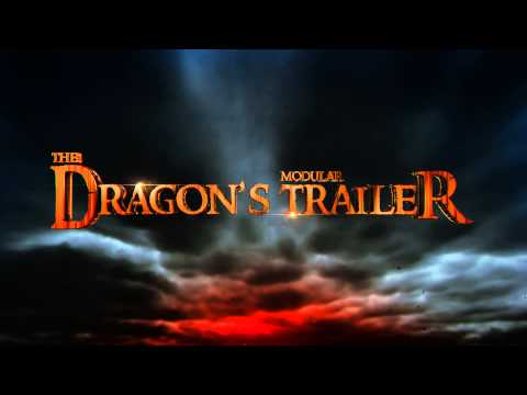 The Dragon's Modular Trailer [After Effects Template]