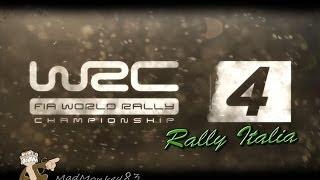 WRC FIA World Rally Championship 4 - PC Gameplay HD ITA - Logitech DFGT Wheel - Rally Italia