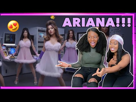 Ariana Grande - 34+35 (official video) REACTION (Does she ever fail?!💁🏽♀️💁🏾♀️)