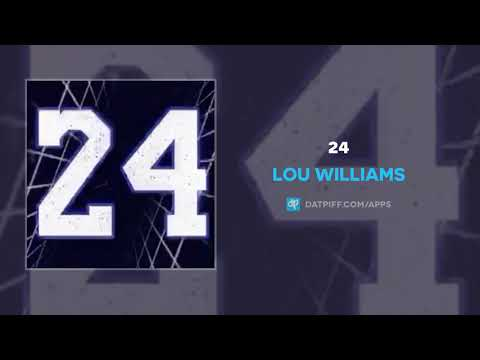 Lou Williams - 24 (Kobe Tribute) (AUDIO)