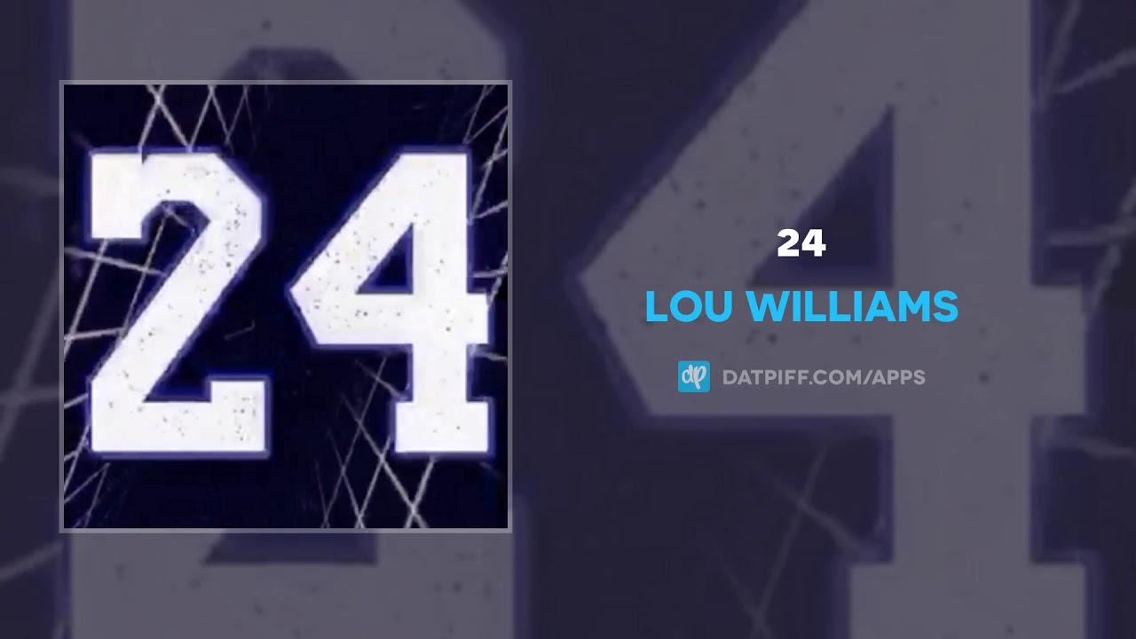 Lou Williams — 24 (Kobe Tribute) (AUDIO)