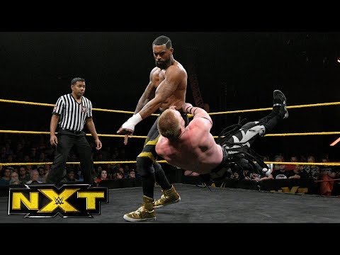 Street Profits vs. Kris Starr & Riley Apex: WWE NXT, Dec. 27, 2017
