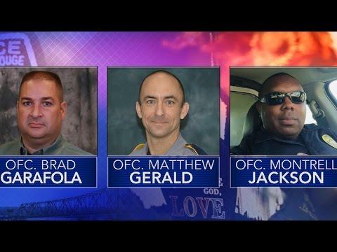 Former Marine kills three Baton Rouge officers