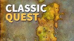 Fruit of the Sea WoW Classic Quest [Fine Crab Chunks]