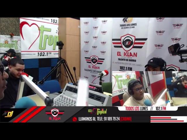 Me voy a poner #Maloo - El Klan Radio Show Reacciona a #KingNovato