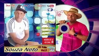 SOUZA NETO  NOVAS  MUSICAS C D COMPLETO FORRO XONADO