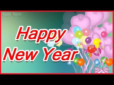 Happy New Year 2019 Wishes, Happy New Year 2019 Images Hd