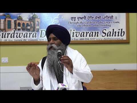 Jeevan Katha Guru Gobind Singh Ji Bhai pinderpal Singh Ji Part 7