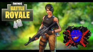 Xbox One X Fortnite Let there be wins Live HD stream