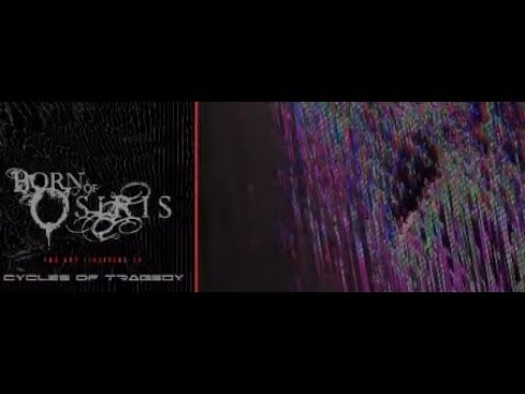 "Born Of Osiris post teaser of new song ""Cycles Of Tragedy"" off The Simulation"