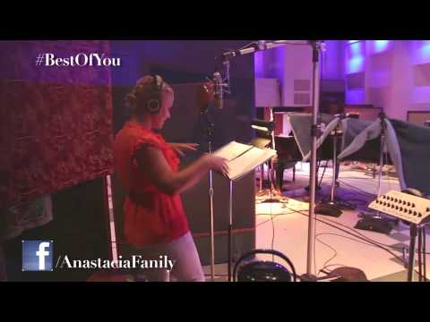 Anastacia - Best Of You - Studio Exclusive # 4