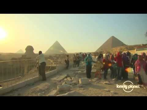 Pyramids of Giza - Lonely Planet travel videos