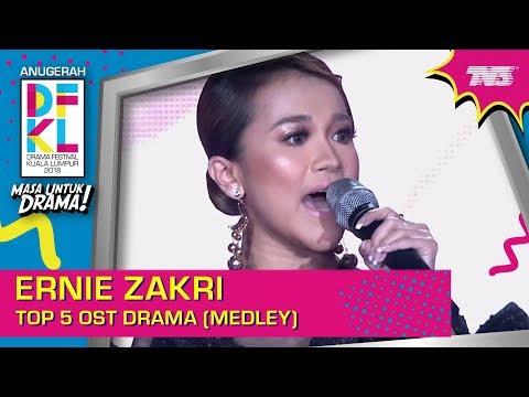 #DFKL2018 | Ernie Zakri - TOP 5 Ost Drama [MEDLEY]