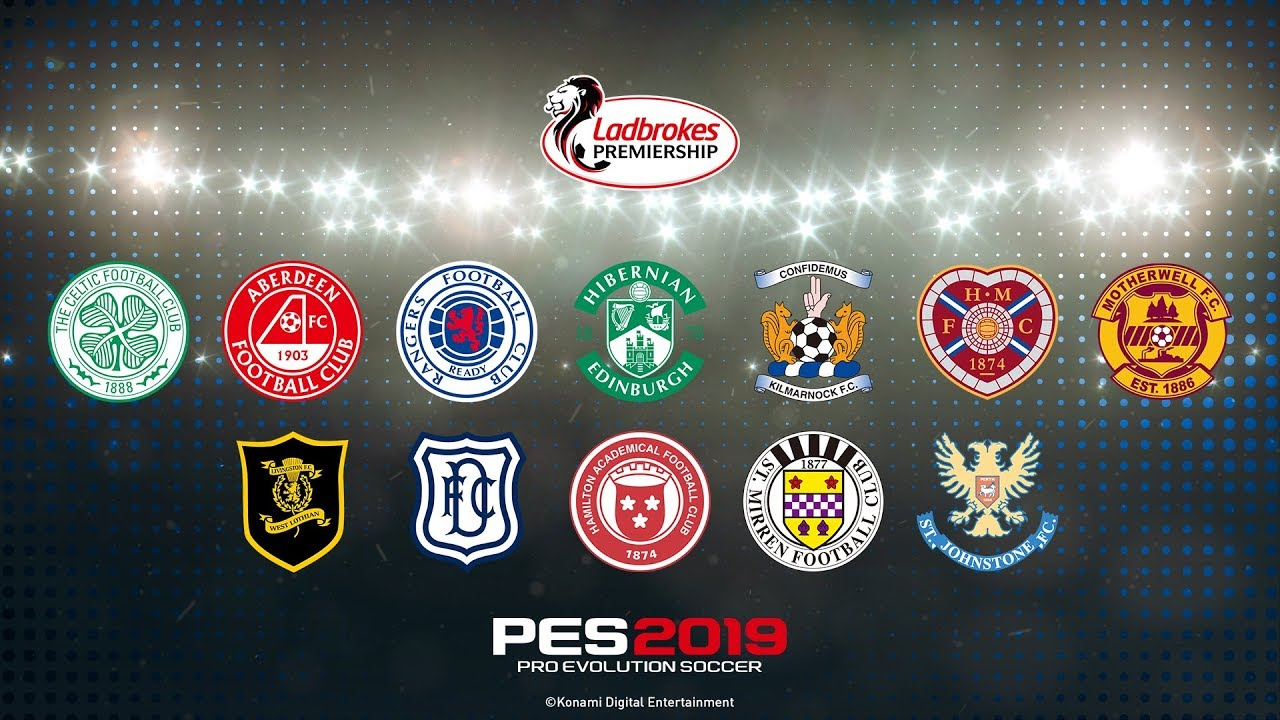 Premier League Schottland