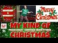 """My Kind of Christmas"" by Shuree Christian Christmas Zumba Praise Dance Workout Choreography"