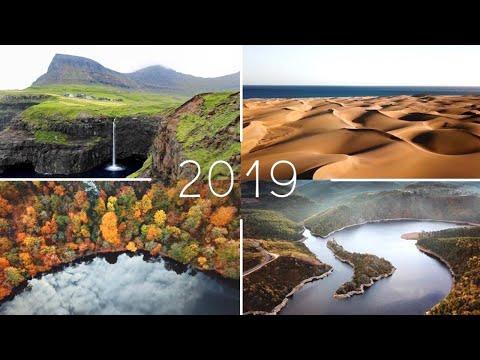 Best Drone Shots 2019 | 4K Film