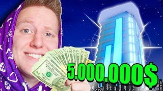 КУПИЛ ПЕНТХАУС ЗА 5.000.000 $$$ В ROBLOX MAD CITY
